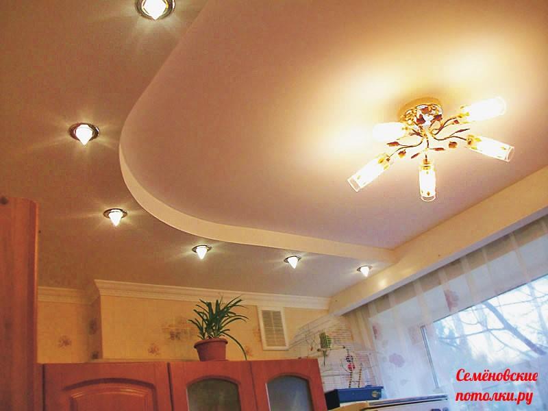 Натяжные потолки санкт петербург фото