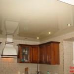 Натяжные потолки с подсветкой и вытяжкой